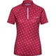 VAUDE Dotweet Tricot Women red cluster